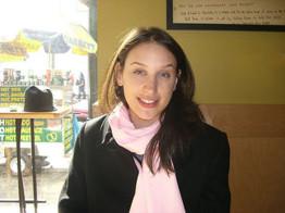 Holly Schlesinger – Writer